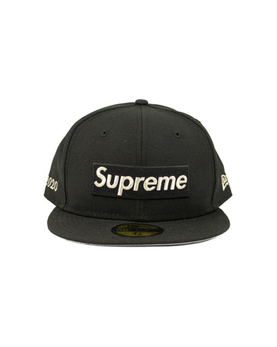 Supreme $1M Metallic Box Logo Hat