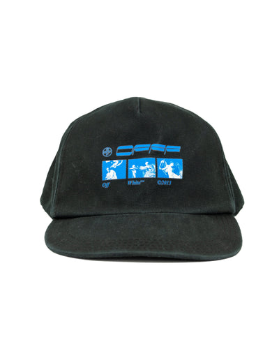 Off-White Hardcore Carviaggo 5-Panel Cap