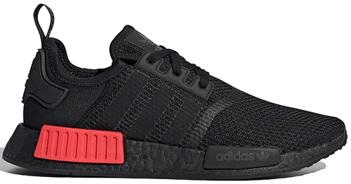Adidas NMD R1 - Core Black Solar Red