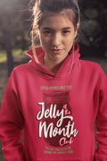 Jelly of the Month Club Hoodie - Llama Wrangler