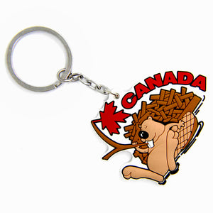 300 Promotional gift pvc rubber keychain