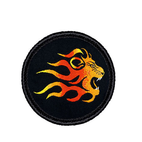 100 high quality clothing brand logo patch woven badge