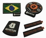 no minimum custom clothing raised logo soft pvc patch, 3d rubber label