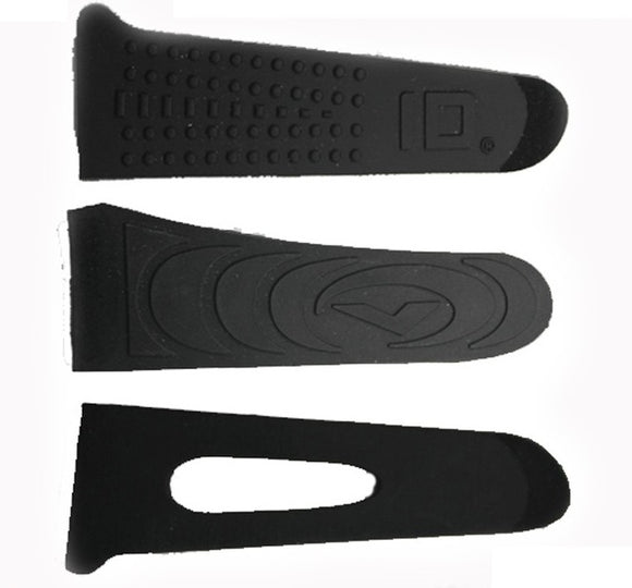 $0.05-0.68 Custom eco-friendly plastic rubber sleeve tab with hook and loop band
