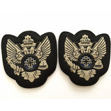 Factory Supply Customized Cap Badge for Army Uniform