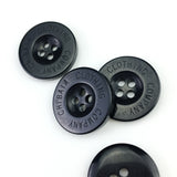Factory wholesale plastic buttons / Custom fancy plastic button for garments