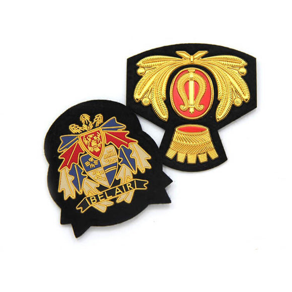High quality military uniform air force logo patch