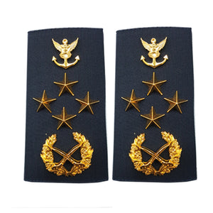 military uniform epaulette with custom design