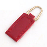 Fashion Leather Bag Zipper Puller