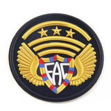 Spain Municipio Uniform Military Shoulder Badge PVC Patch