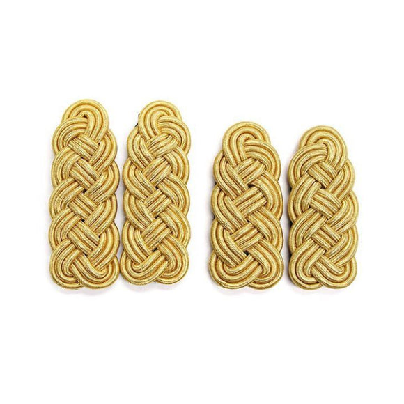 Braided Epaulettes