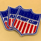 factory direct football jersey patches sports team patches 3d flock football team patches