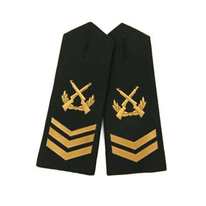 Gold Shoulder Epaulets