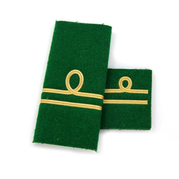 Green Army Epaulet