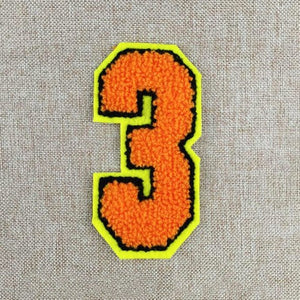 25 Chenille and Chain Stitching Patch, Custom chenille patches & varsity letters, custom chenille patch, jacket patches