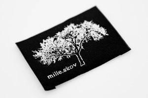 5000 sew in woven labels