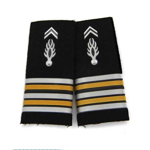 Military Shoulder Boards