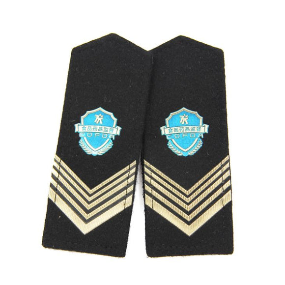 Military Uniform Epaulettes