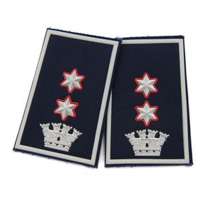 Military Uniform Shoulder Boards