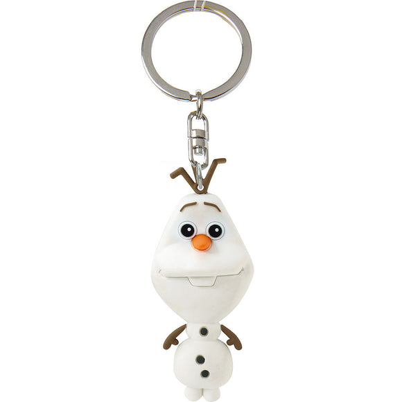 30% discount Customized 3D cute soft pvc keychain