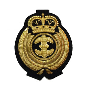 wholesale custom PVC military Army arm badge for garment clothing