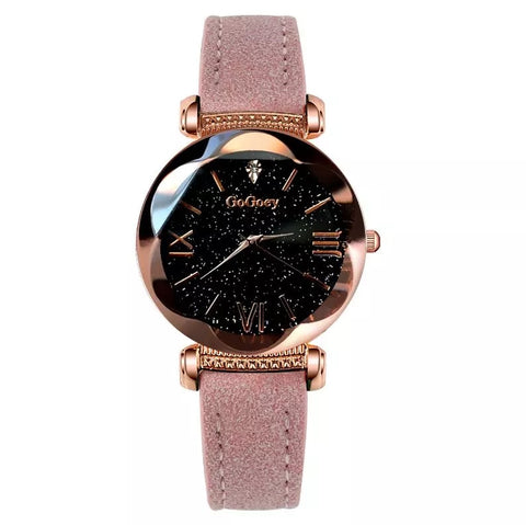 2019 Women's Watches Luxury Ladies Watch Starry Sky FREE SHIPPING!