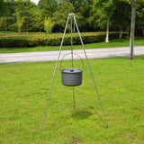 2020 Outdoor Camping Cooking Tripod NEW ITEM! FREE SHIPPING!