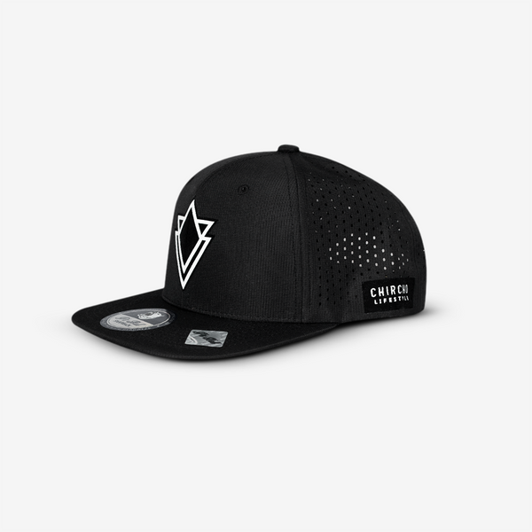 Gorra Snapback Center Black