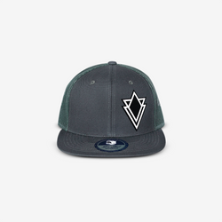 Gorra Snapback Side Black