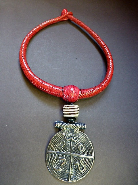 AFRICAN PENDANT
