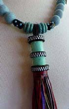 Load image into Gallery viewer, AFRICAN TASSEL-2