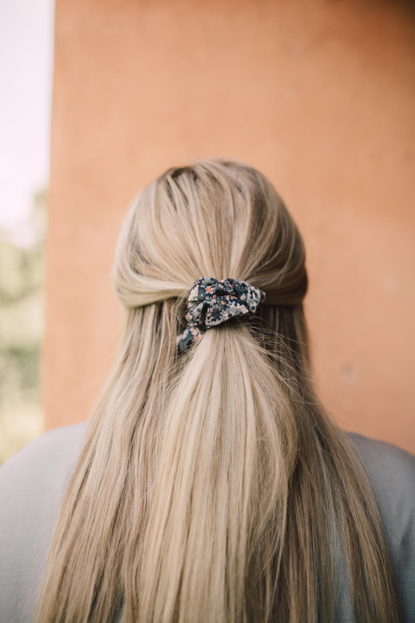 Floral Fantasy Scrunchie Set