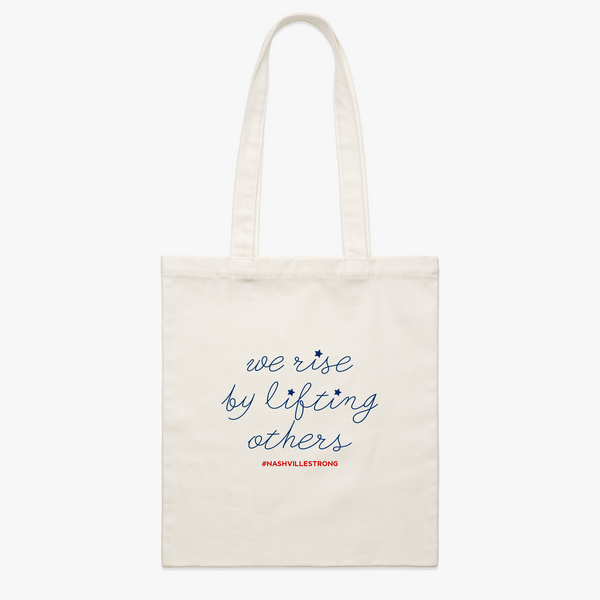 Be Strong Nashville Tote