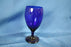 Cobalt Blue Glass, 16 OZ