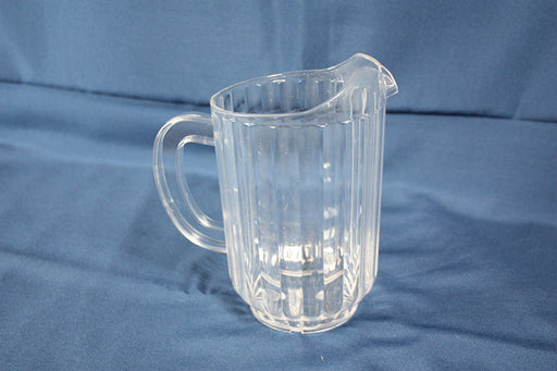 Plastic Pitcher, 60 oz.