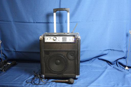 Bluetooth Speaker, with radio and microphone