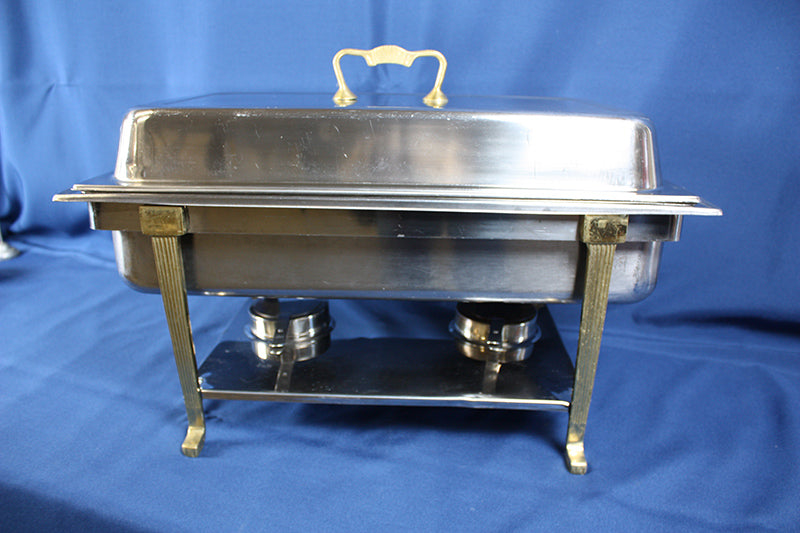 Chafer, Full brass trim