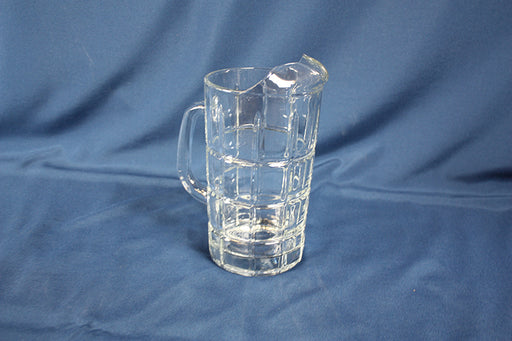 Glass Pitcher, 60 oz.