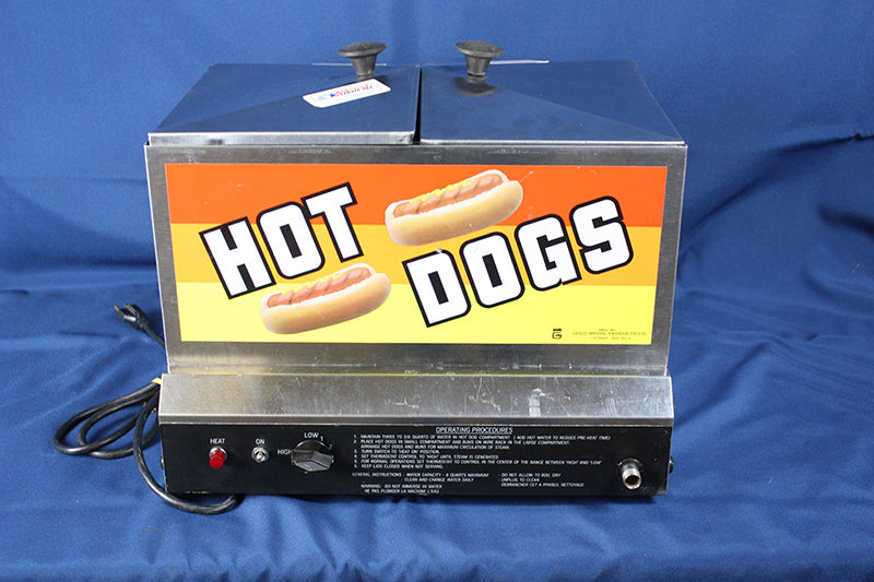 Hot Dog Steamer, Small