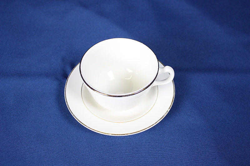 Ivory China with Gold Coffee Cup