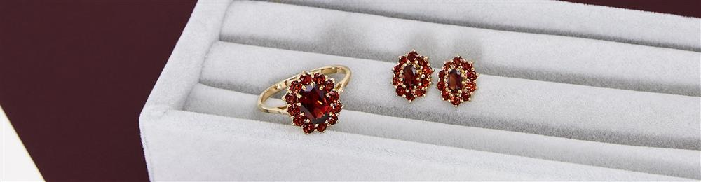Garnet - January Birthstone Sample Image