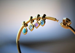 Her Story Achievement Bangle & Milestone Charms