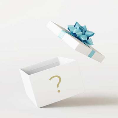 Free mystery box on orders £100 or more