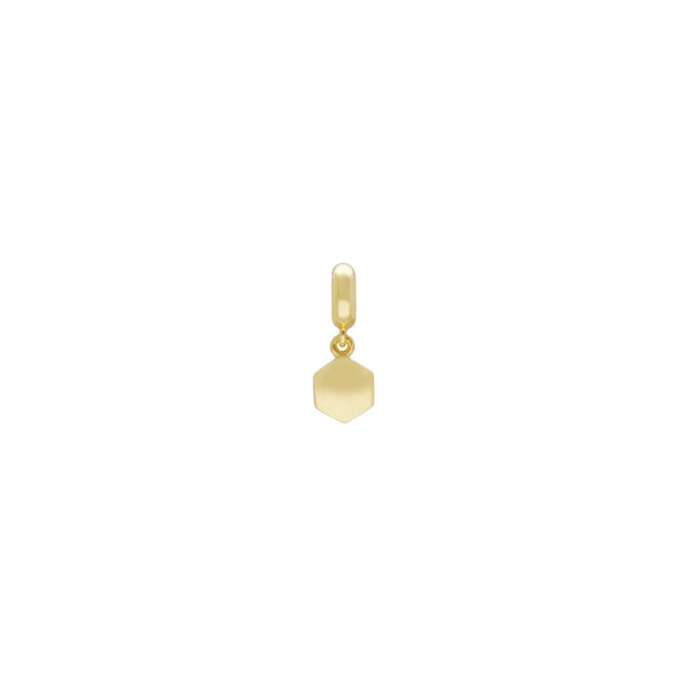 Achievement 'Her Story' Gold Plated Charm