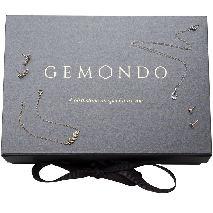Gemondo April Birthstone Diamond Jewellery Hamper