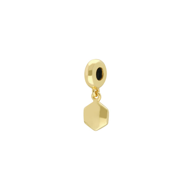 Gold Plated Charm