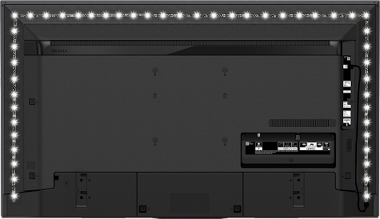 LX1 by MediaLight LED Bias Lighting Strip