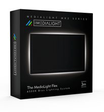 Load image into Gallery viewer, MediaLight Flex Mk2 (2m-6m)