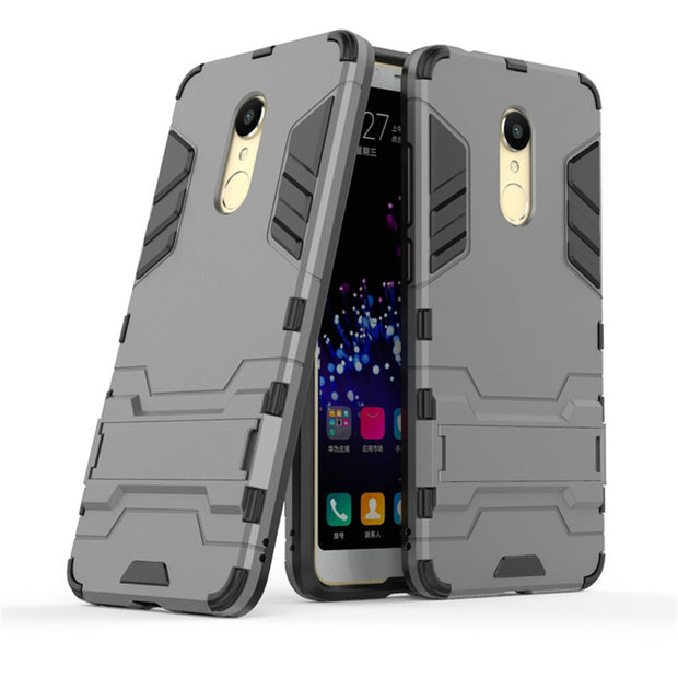 3D Armor Case For Xiaomi Redmi Note 6 Pro Redmi 6 Pro Redmi 6A For Xiaomi Redmi 5 Plus 16GB 3GB 32GB Phone Cover Case Fundas>