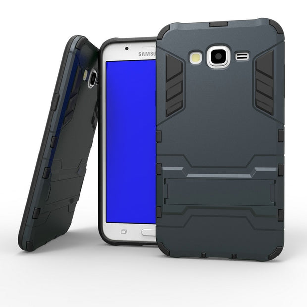 3D Combo Armor Case For Samsung Galaxy J7 Nxt J701F For Samsung Galaxy J7 Neo J701M Core Duos J700 Shockproof Back Cover Case